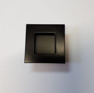 Ручка квадратная Черная Чита