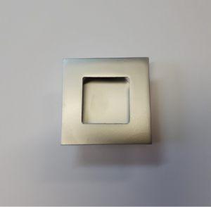 Ручка квадратная Серебро матовое Чита
