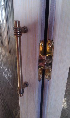 Петли для дверей гармошка Чита
