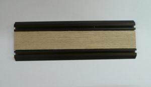 Направляющая нижняя для шкафа-купе вкладка шпон Чита