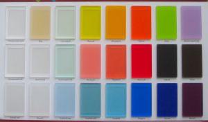 Акриловое стекло матовое для радиусных шкафов-купе и радиусных межкомнатных перегородок Чита