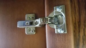 Петля для распашной двери с доводчиком Чита