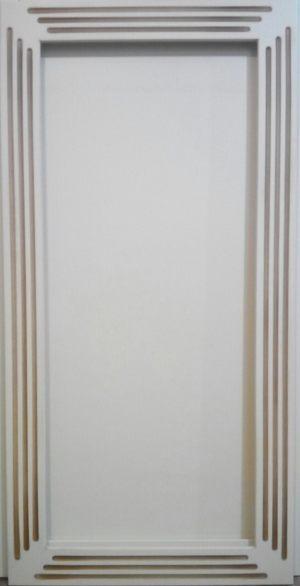 Рамочный фасад с фрезеровкой 2 категории сложности Чита