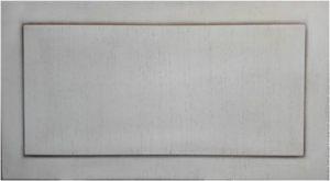 Вставка в дверь с филенкой шпон+патина Чита